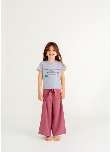 Pinolini Culotte Pantolon Pembe